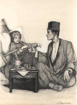 Illustration for Blue Magic
