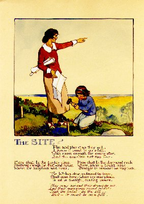 The Little Hearth, 1924