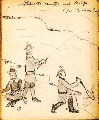 Sketchbook by Edith Ballinger Price