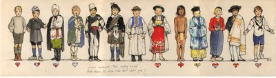Valentine Greeting, 1919