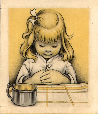 Illustration for Prayer for a Child