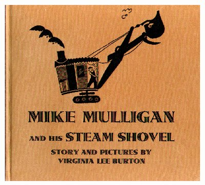 Mike Mulligan and His Steam Shovel, Cover
