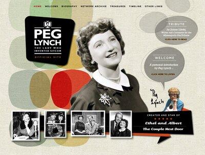 Peg Lynch Website